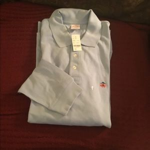 Brooks Brothers long sleeve polo